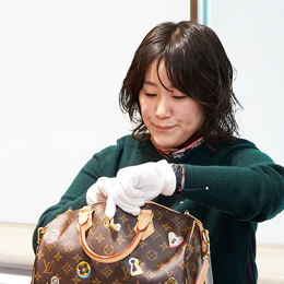 BUYER'S VOICE BUYER'S VOICE / ニコラ・ジェスキエール の LOUIS VUITTON