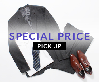 【Men】SPECIAL PRICE -ビジネスアイテム-