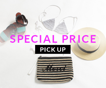 SPECIAL PRICE -SUMMER GOODS-