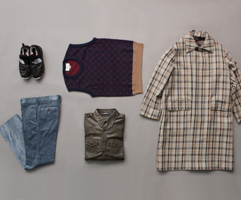 Autumn & Winter Recommend Items for MEN