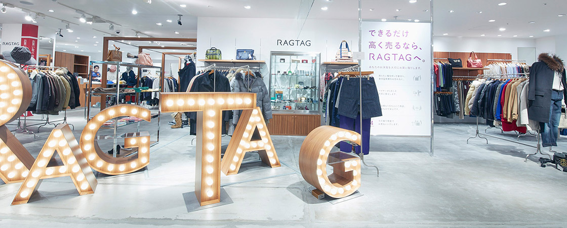 RAGTAG名古屋パルコ店